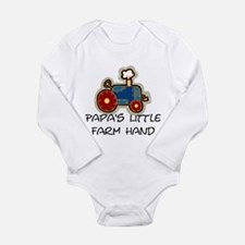Papas little farm hand T-shirts and gifts. Body Su