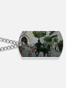 Centaur-Sorrento Dog Tags