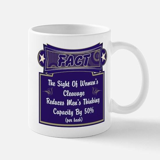 Sight of Cleavage Mugs