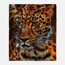 Jaguar 029 Throw Blanket