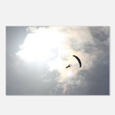 Skydiver4 Postcards (Package of 8)