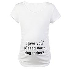 Kiss Your Dog Shirt