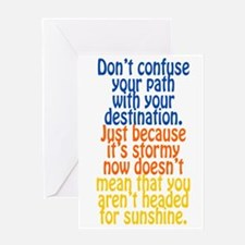 Sunny Destination Greeting Cards