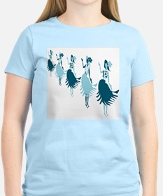 Hula Blues T-Shirt