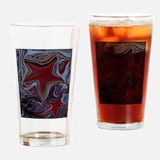 Blood Stars Drinking Glass