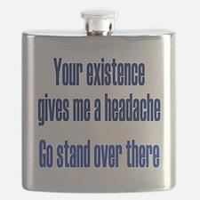 Headache Existence Flask
