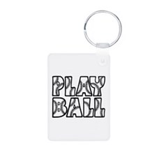 PLAY BALL Keychains