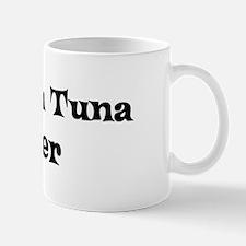 Yellowfin Tuna lover Mug