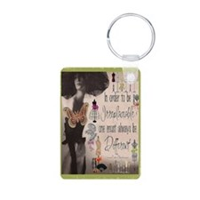 Be Different Keychains Keychains