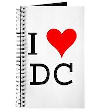 I Love DC Journal