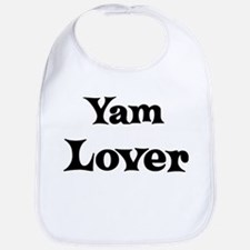 Yam lover Bib