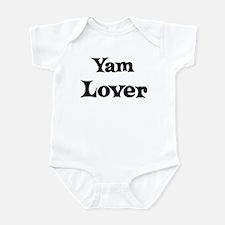 Yam lover Infant Bodysuit