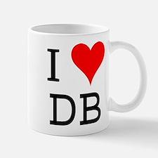 I Love DB Mug