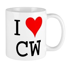 I Love CW Mug