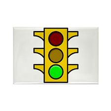 Go! Light Rectangle Magnet (10 pack)