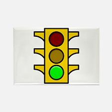 Go! Light Rectangle Magnet