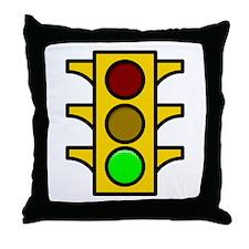 Go! Light Throw Pillow