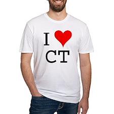 I Love CT Shirt