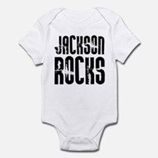 Jackson Rocks Infant Bodysuit