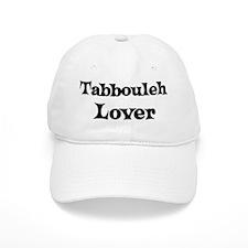 Tabbouleh lover Baseball Cap