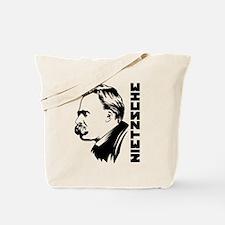 Strk3 Nietzsche Tote Bag