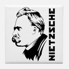 Strk3 Nietzsche Tile Coaster