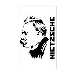 Strk3 Nietzsche Rectangle Decal