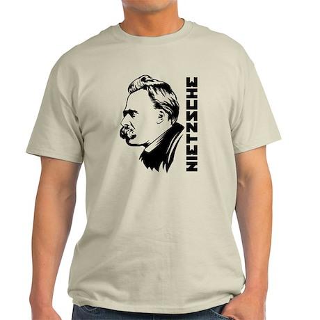 Strk3 Nietzsche Light T-Shirt