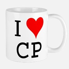 I Love CP Mug