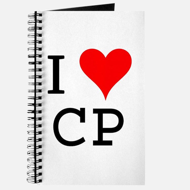 I Love CP Journal