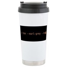 Cute Picard Travel Mug