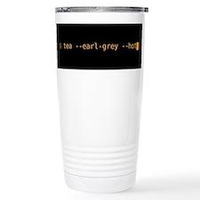 Cute Star trek replicator Travel Mug