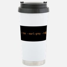 Cute Earl star trek Travel Mug