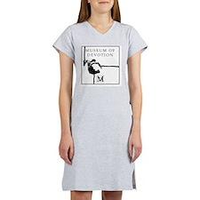 Museum of Devotion Retro Chain  Women's Nightshirt