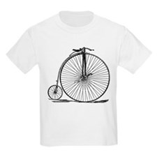 Vintage Penny Farthing Bicycle T-Shirt