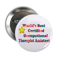 World's Best COTA Button