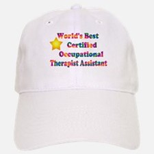 World's Best COTA Baseball Baseball Cap