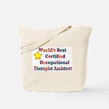 World's Best COTA Tote Bag