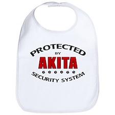 Akita Security Bib