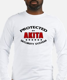 Akita Security Long Sleeve T-Shirt
