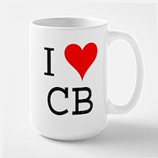 I Love CB Mug
