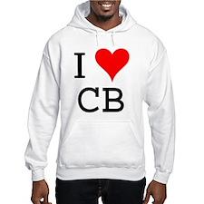 I Love CB Hoodie