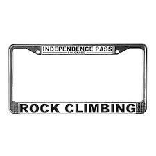 Cute Colorado License Plate Frame