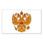 Strk3 Russian 18th Rectangle Sticker