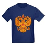 Strk3 Russian 18th Kids Dark T-Shirt