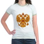 Strk3 Russian 18th Jr. Ringer T-Shirt