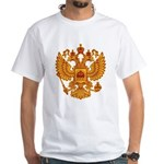 Strk3 Russian 18th White T-Shirt
