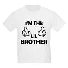 I am the Lil Brother T-Shirt