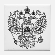 Strk3 Russian 18th Tile Coaster