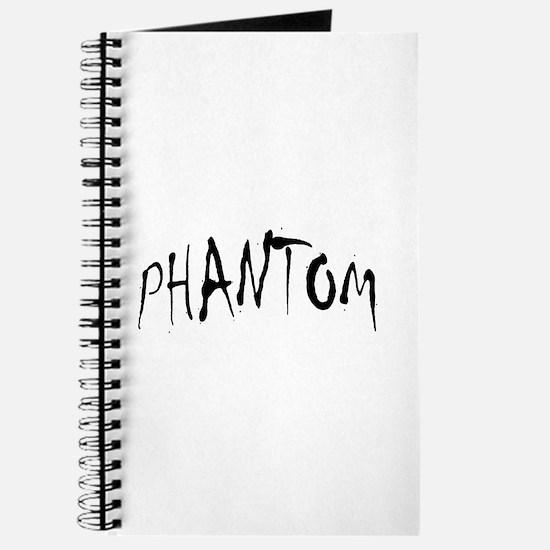 Phantom Halloween Journal
